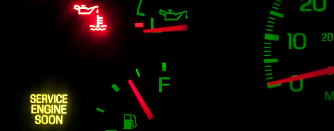 What Are Toyota Dashboard Warning Lights And What Do They Mean