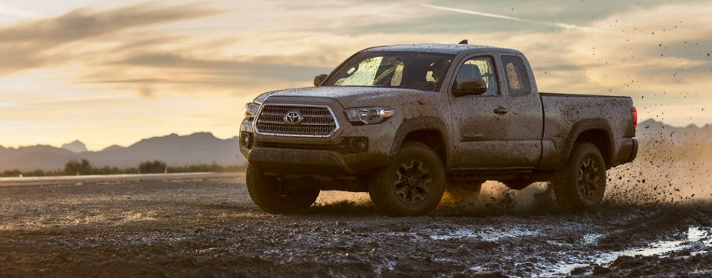 What Is The 2016 Toyota Tacoma Atkinson Cycle Engine