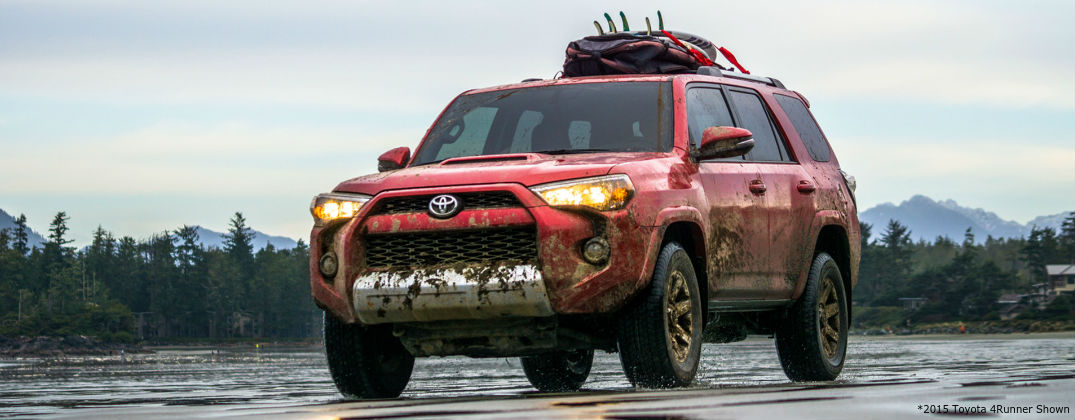 Whats New For The 2016 Toyota 4Runner