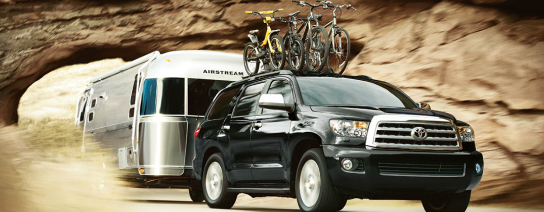 Toyota Highlander Towing Capacity >> Sequoia Towing Capacity