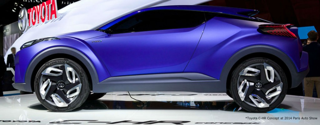 What Is The Toyota C Hr Concept Design