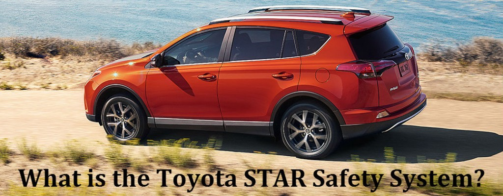 What Is The Toyota Star Safety System