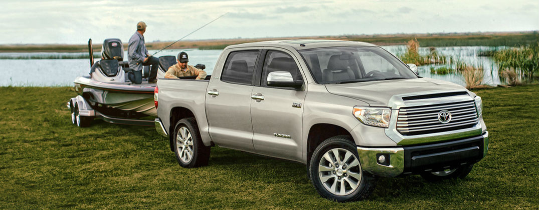 2016 Toyota Tundra Towing and Payload Capacity