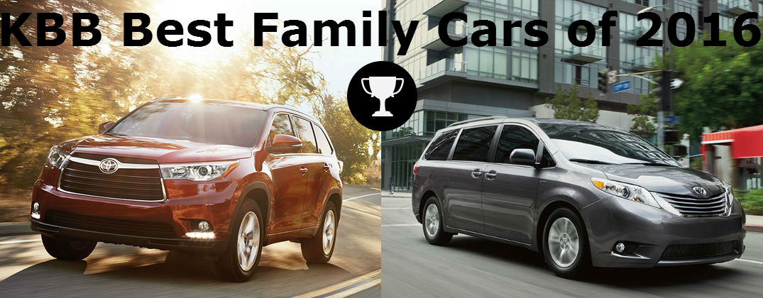 Award Winning Toyota Family Models In Fort Smith Ar