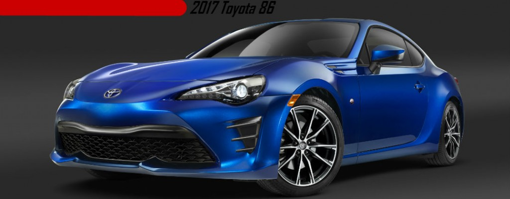 Official 2017 Toyota 86 Release Date And Specs