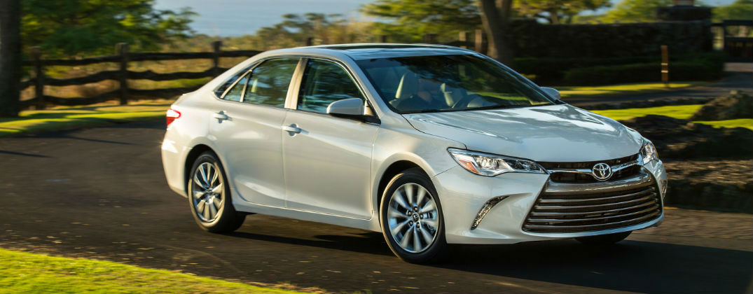 Buy Or Lease A 2017 Toyota Camry Fort Smith Ar