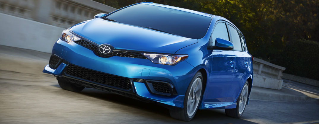 New Design For 2017 Toyota Corolla Im Includes Premium Features At Affordable S