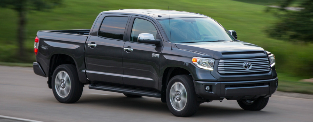 2017 Toyota Tundra Design Changes and Features