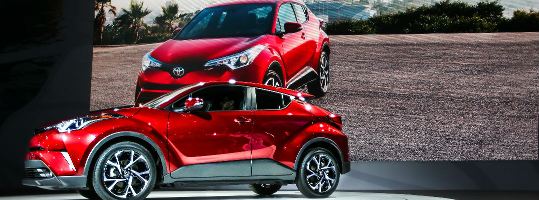 2018 toyota hrc.  2018 red 2018 toyota chr at the los angeles auto show and toyota hrc