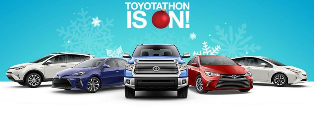 2016 Toyotathon Holiday Sales And Incentives Fort Smith Ar