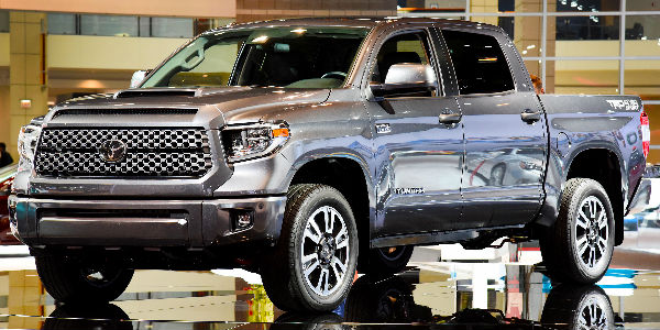 2018 Toyota Tundra TRD Sport Release Date and Design