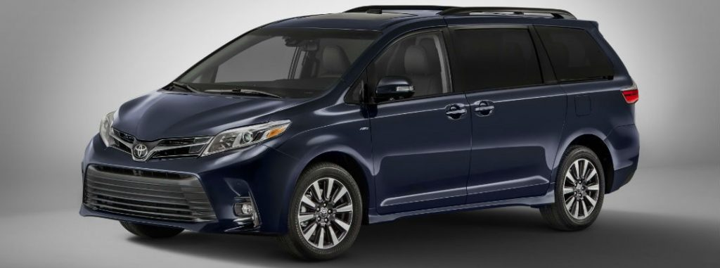 2018 Toyota Sienna Release Date Features And Specs