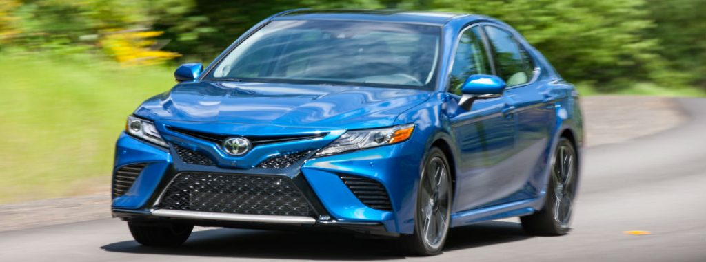 How Much Does the 2018 Toyota Camry Cost?