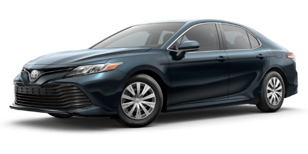 What Are the 2018 Toyota Camry Color Options?