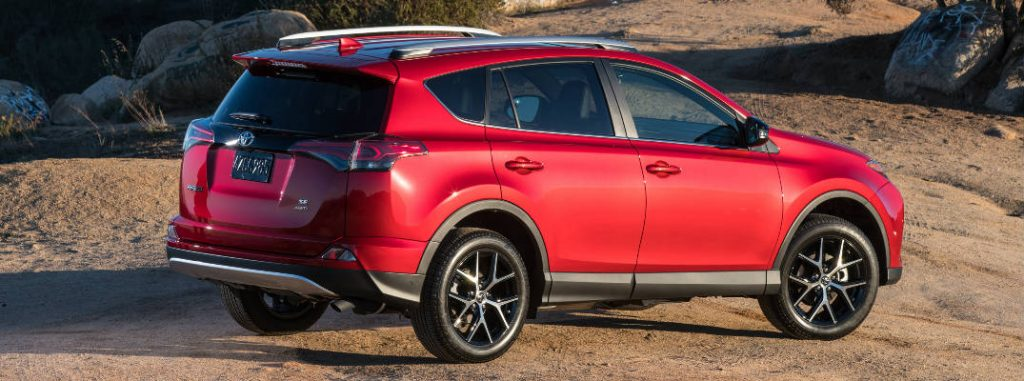 Learn How To Use the Toyota RAV4 Power Liftgate Feature