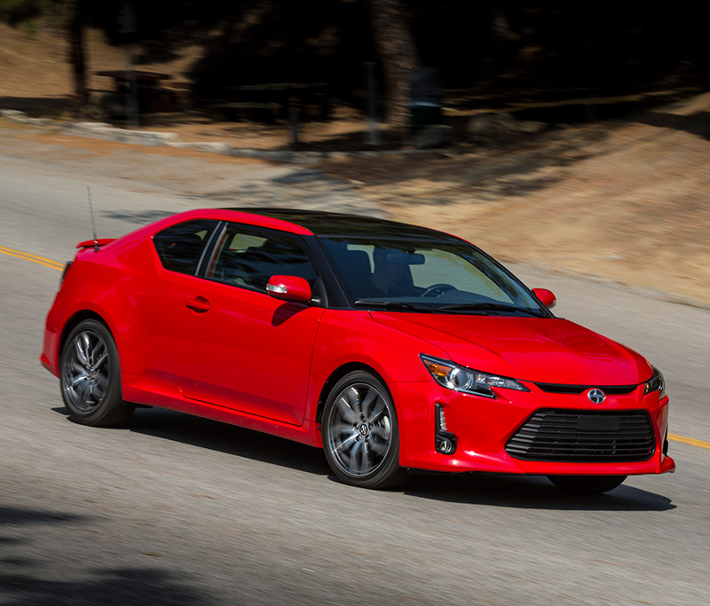 Toyota Certified Pre-Owned >> 2014 Scion tC in Janesville WI