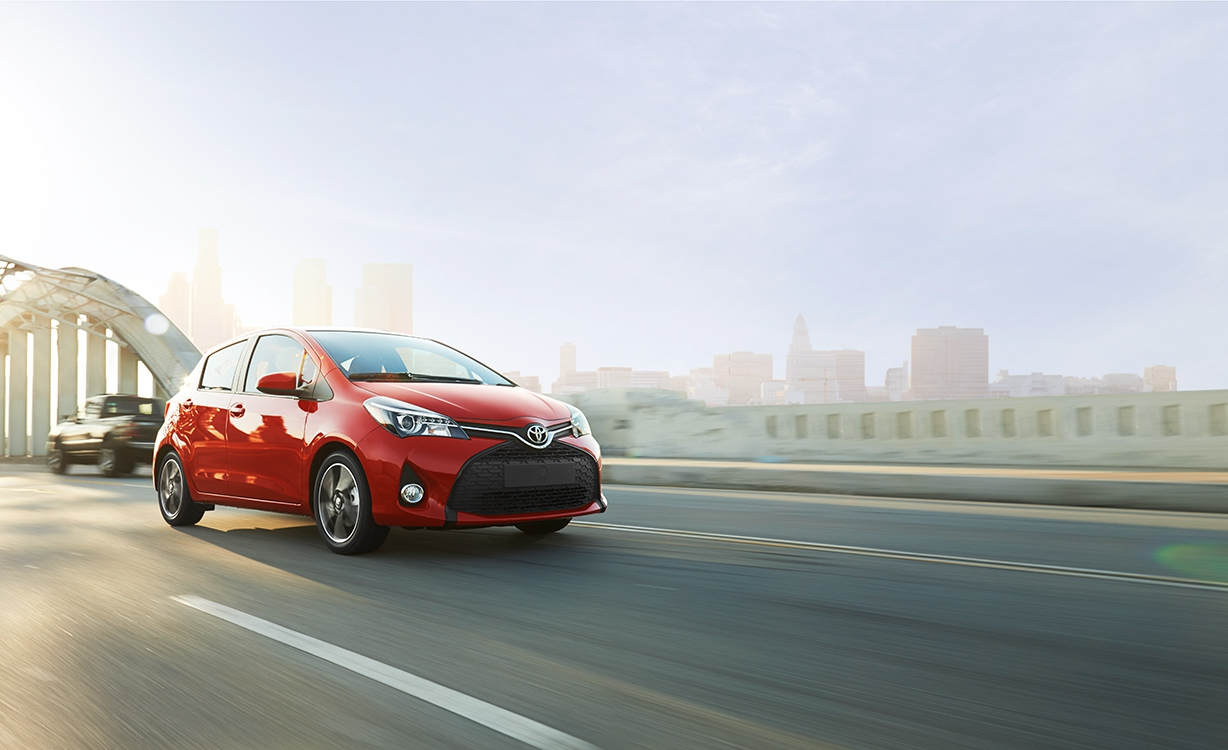 2015 Toyota Yaris Fuel Economy Rating Filter