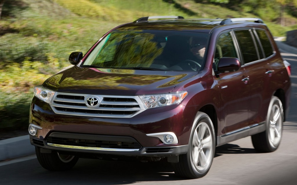 Best Features In The 2013 Toyota Highlander