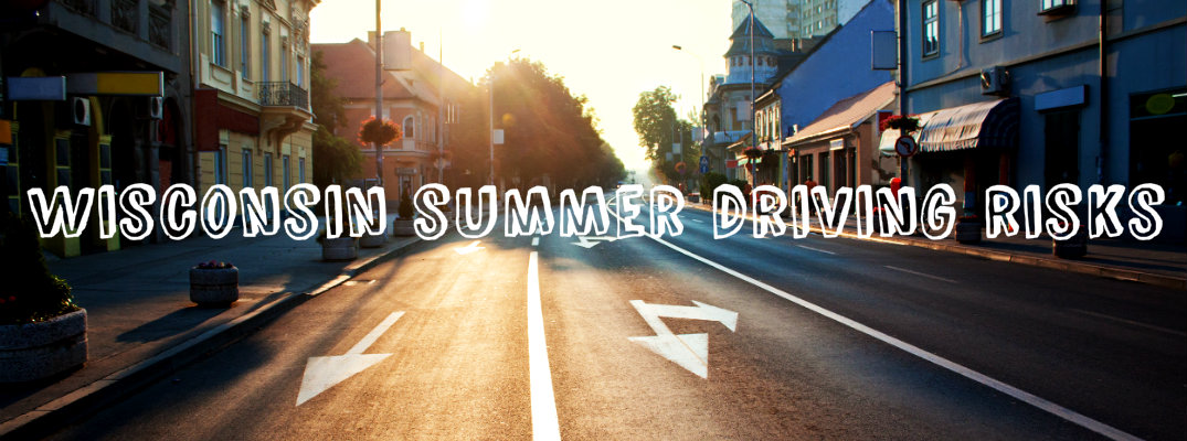 Wisconsin summer driving risks