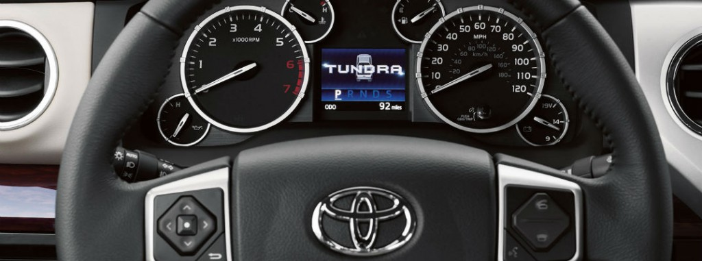How Does The Tire Pressure Monitoring System Work In My Toyota Tundra