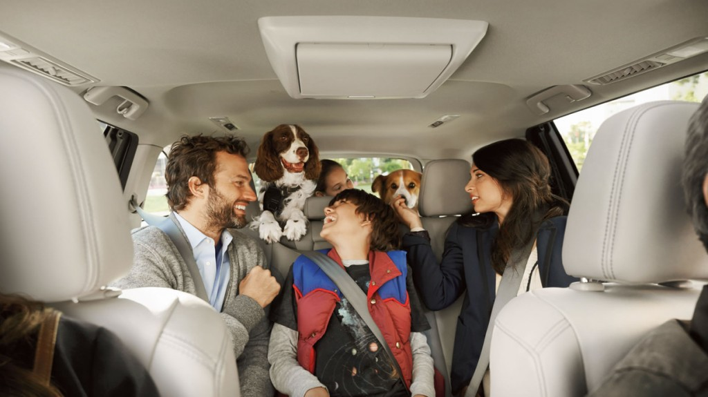 Certified Used Cars >> How many people can fit in a Toyota Highlander - Hesser Toyota