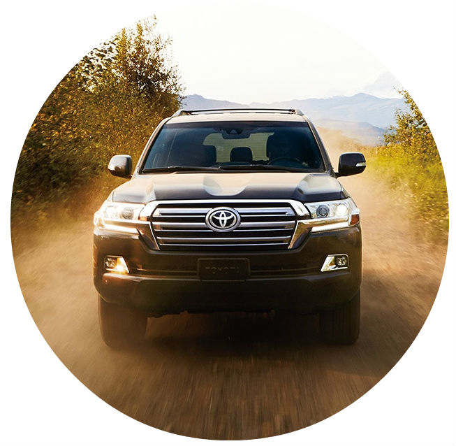 New 2020 Toyota Corolla Hybrid For Sale: 2016 Toyota Land Cruiser Exterior Features Round_o