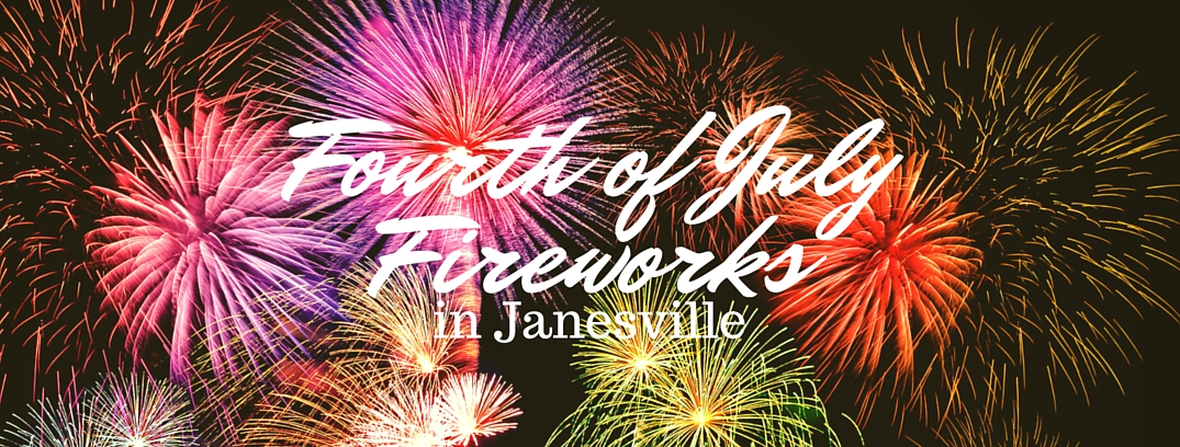 Janesville WI 4th of July fireworks