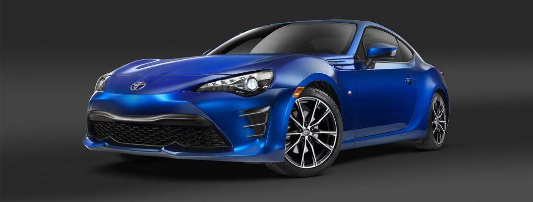 Toyota releases pricing information for new 2017 86 sports car