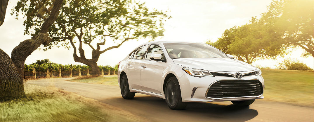 2017 Toyota Avalon Pricing, Features and Engine Specifications