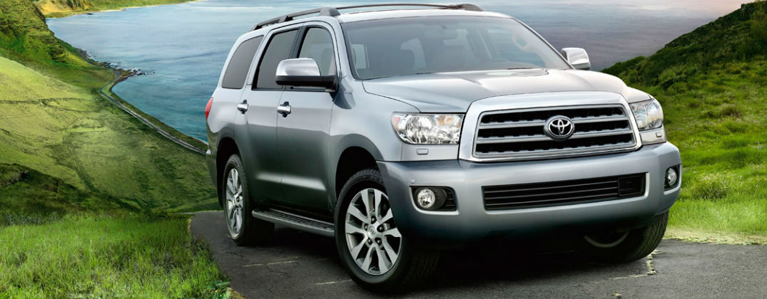 What is New for the 2017 Toyota Sequoia?