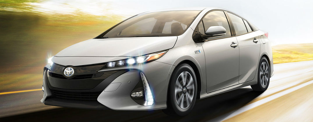 Newly Revealed 2017 Prius Prime Hybrid Technology