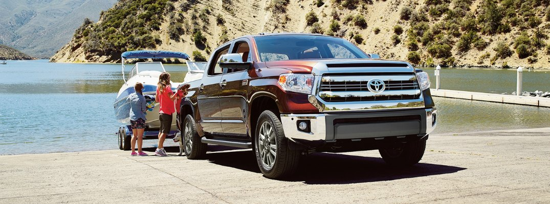 How Much Can the 2017 Toyota Tundra Tow?