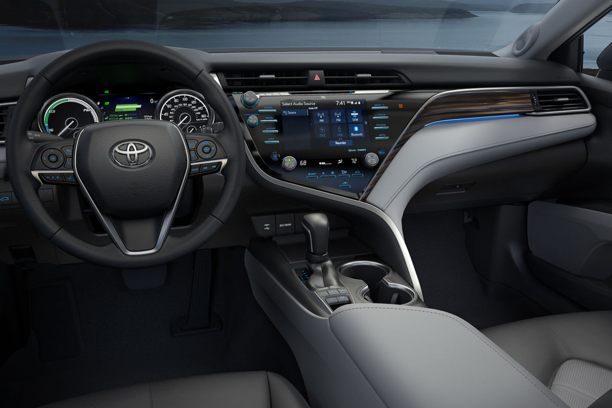 Find Out About All the Features & Specs of the 2018 Toyota ...