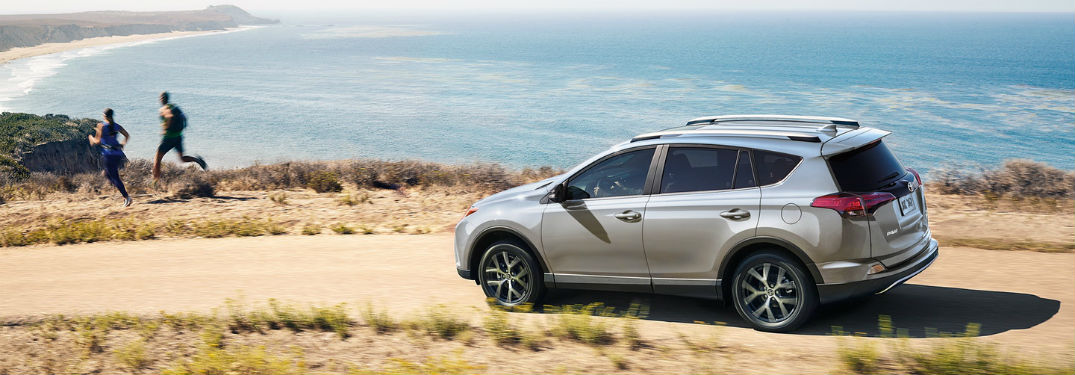 how much cargo can i fit into the 2018 toyota rav4. Black Bedroom Furniture Sets. Home Design Ideas