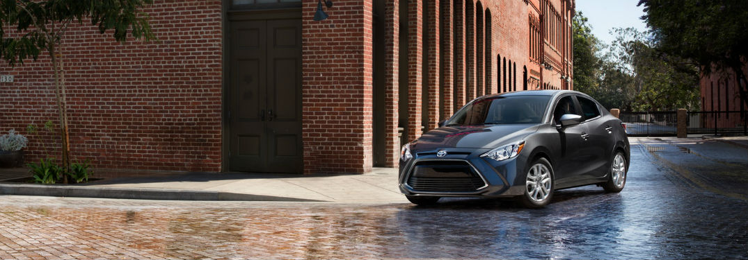 2018 Toyota Yaris iA Specs Features