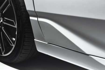 rear wheel and clearance of 2019 toyota avalon
