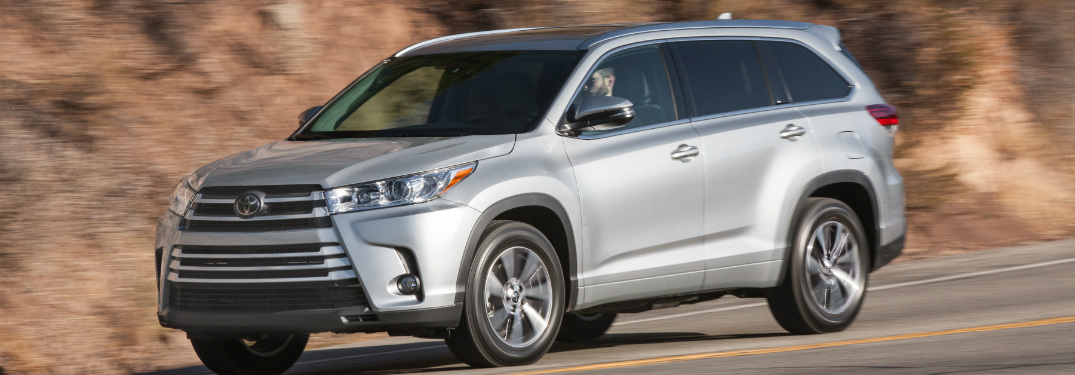 Interior features of the 2018 toyota highlander - Toyota highlander hybrid interior ...