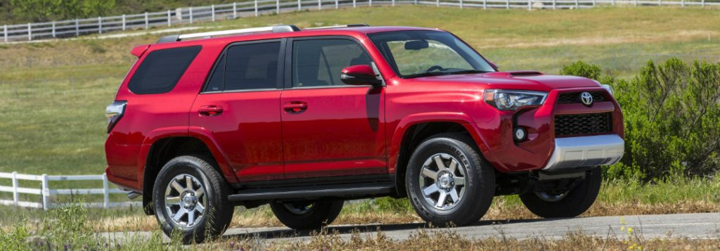 does the 2018 toyota 4runner have third row seating. Black Bedroom Furniture Sets. Home Design Ideas