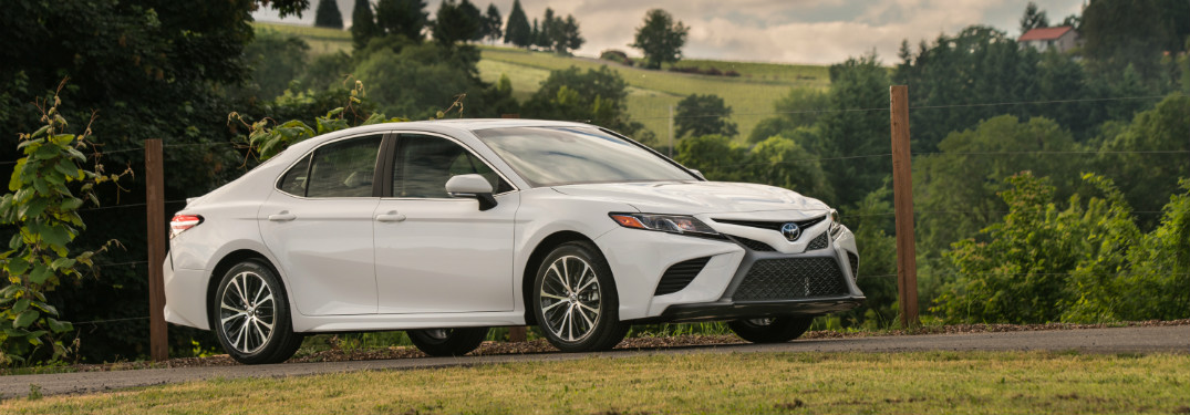 Toyota Remote Start Cost >> Does The 2018 Toyota Camry Have Remote Start