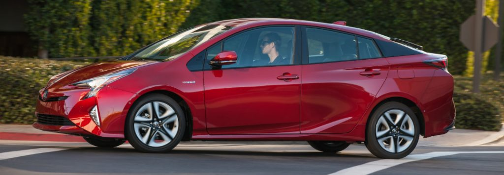 Does the 2018 Toyota Prius Have a Sunroof?