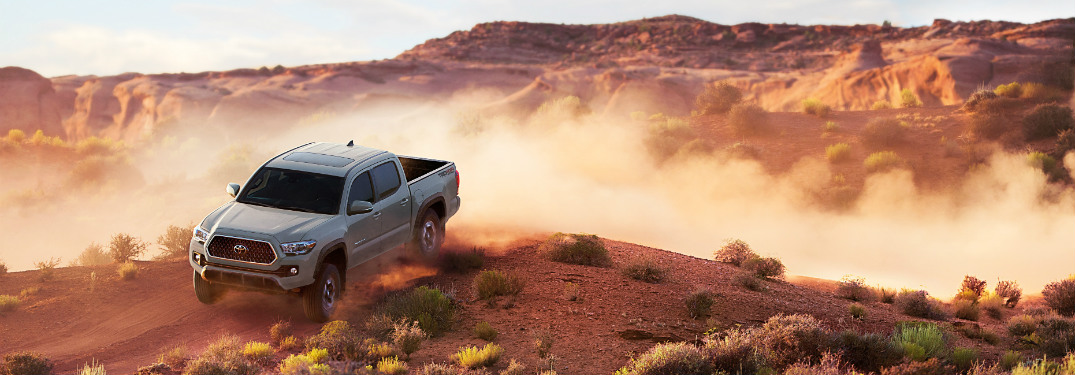 Does the 2018 Toyota Tacoma Come in a Manual Transmission?