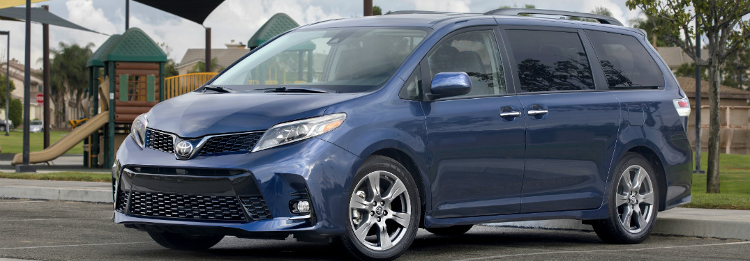 Does the 2019 Toyota Sienna Have All-Wheel Drive?