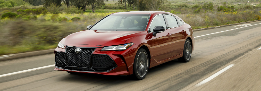 Does the 2019 Toyota Avalon Have Apple CarPlay?