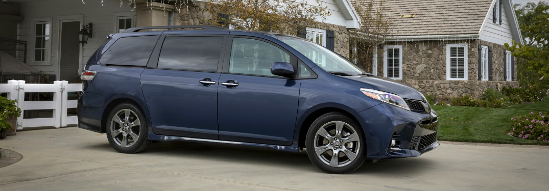 Does the 2019 Toyota Sienna Have a DVD Player?