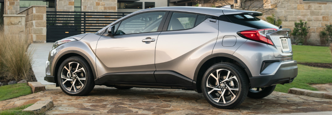 How Efficient is the 2019 Toyota C-HR?