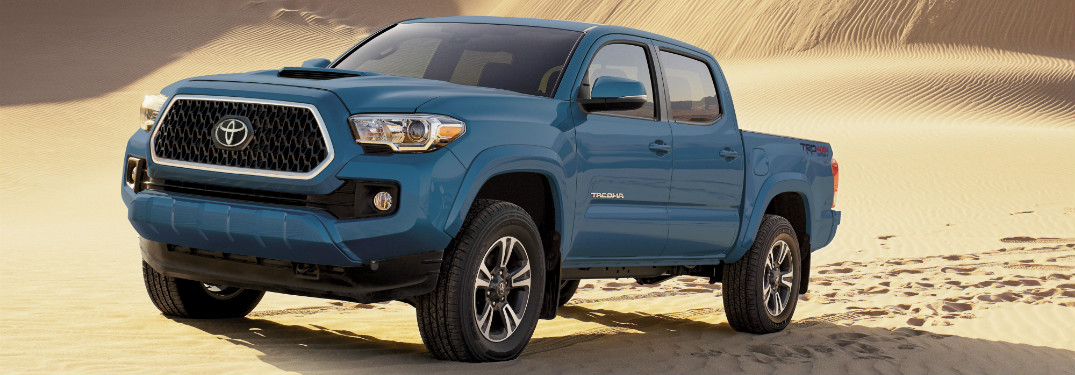 How Off-road Capable is the 2019 Toyota Tacoma?