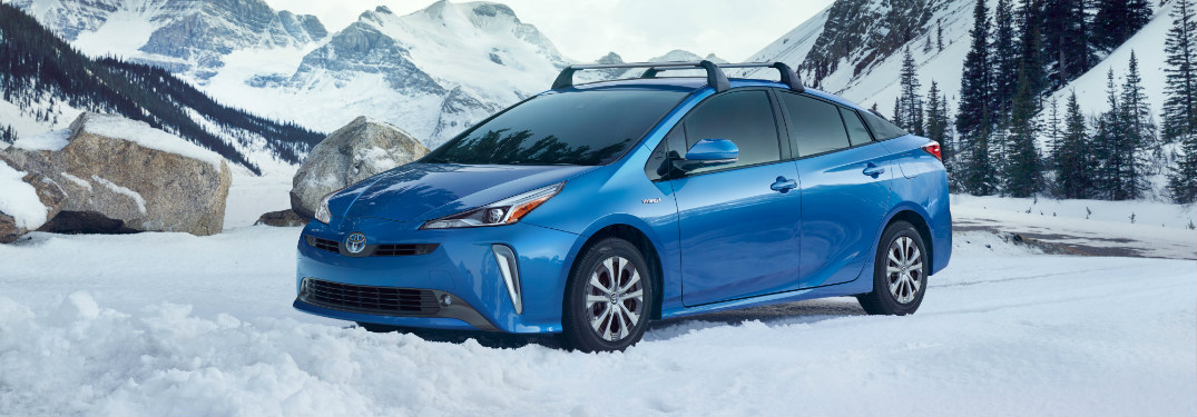Will the 2019 Toyota Prius Have AWD?