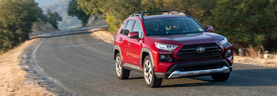 What Safety Features are Standard on the 2019 Toyota RAV4?
