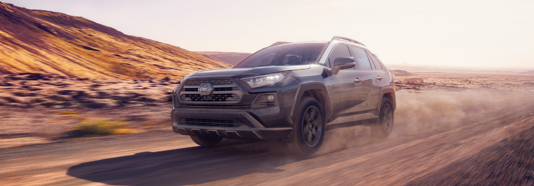 What is the 2020 Toyota RAV4 TRD Off-Road Model?