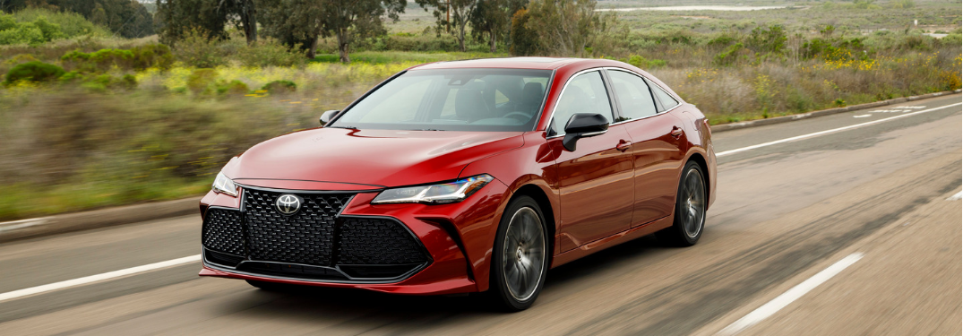 What Safety Systems are Standard on the 2019 Toyota Avalon?